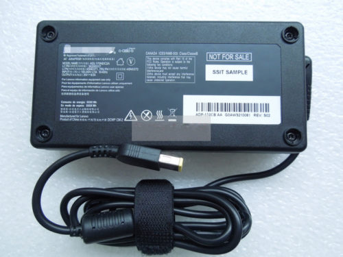 Replacement 170W AC Adapter for Lenovo 20V 8.5A