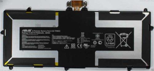 Asus vivotab tf810c c12-tf810c 7940mah 30wh tablet battery