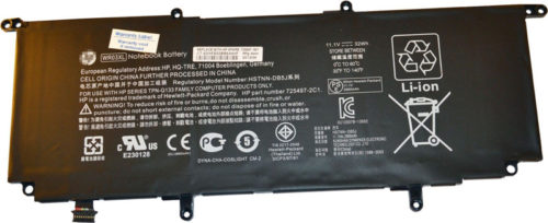 HP PAVILION 13 13Z X2 SPLIT 13 X2 TPN-Q133 WR03XL BATTERY