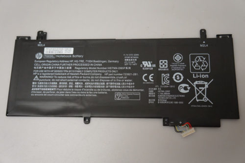 32Wh Hp TG03XL 723996-001 NSTNN-DB5F Battery