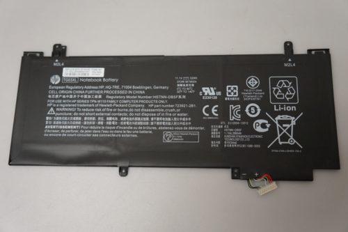 32Wh Hp TG03XL 723996-001 NSTNN-DB5F Battery