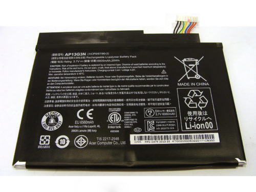 Replacement Acer Iconia W3-810 Tablet 8' Series Battery AP13G3N