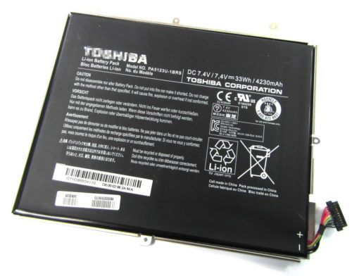 Replacement PA5123U-1BRS 4230mAh 33Wh Battery for Toshiba Excite Pro