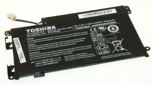 Replacement TOSHIBA Satellite Click W35DT A3300 PA5156U-1BRS Battery