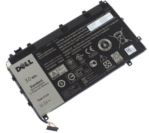 Replacement Dell Latitude 13 7000 271J9 30Wh Battery