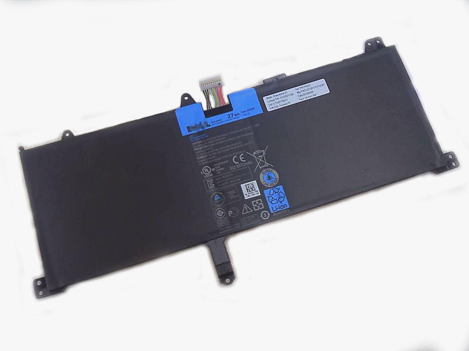 dell xps 10 series jd33k fp02g 0fp02g li polymer battery. Black Bedroom Furniture Sets. Home Design Ideas