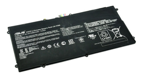 Asus Transformer Tab TF700 TF700T 7.4V 3380mAh 25Wh C21-TF301 Battery