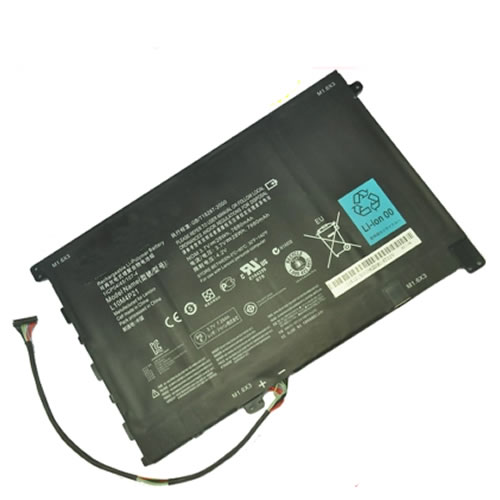 Replacement L10M4P21 Lenovo ideapad S2010A 1/CP-4/45/107-4 Battery