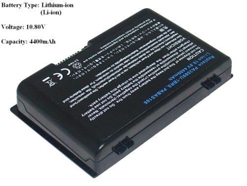 Toshiba Qosmio F45  PA3589U-1BAS, PA3589U-1BRS laptop battery