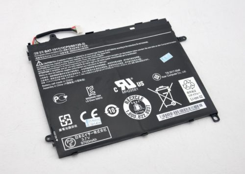 Replacement Battery for Acer Iconia Tab A510 A700 BAT-1011 BAT1011 1ICP5/80/120-2