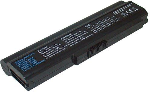 Toshiba Satellite U300 U305 Portege M600 PA3593U-1BAS PA3594U-1BRS Battery