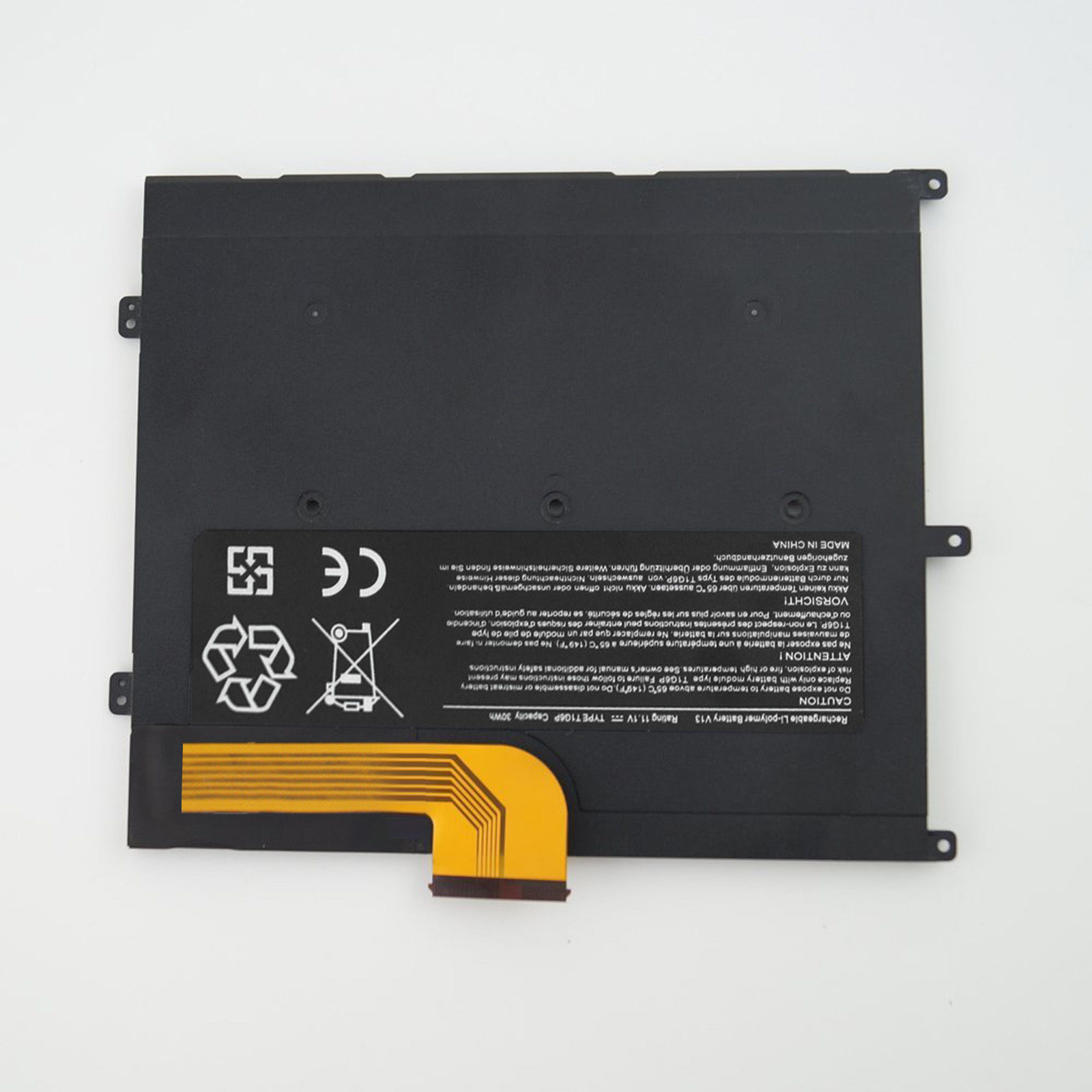 Replacement Dell Vostro V13 V130 T1G6P 0NTG4J 0449TX Battery