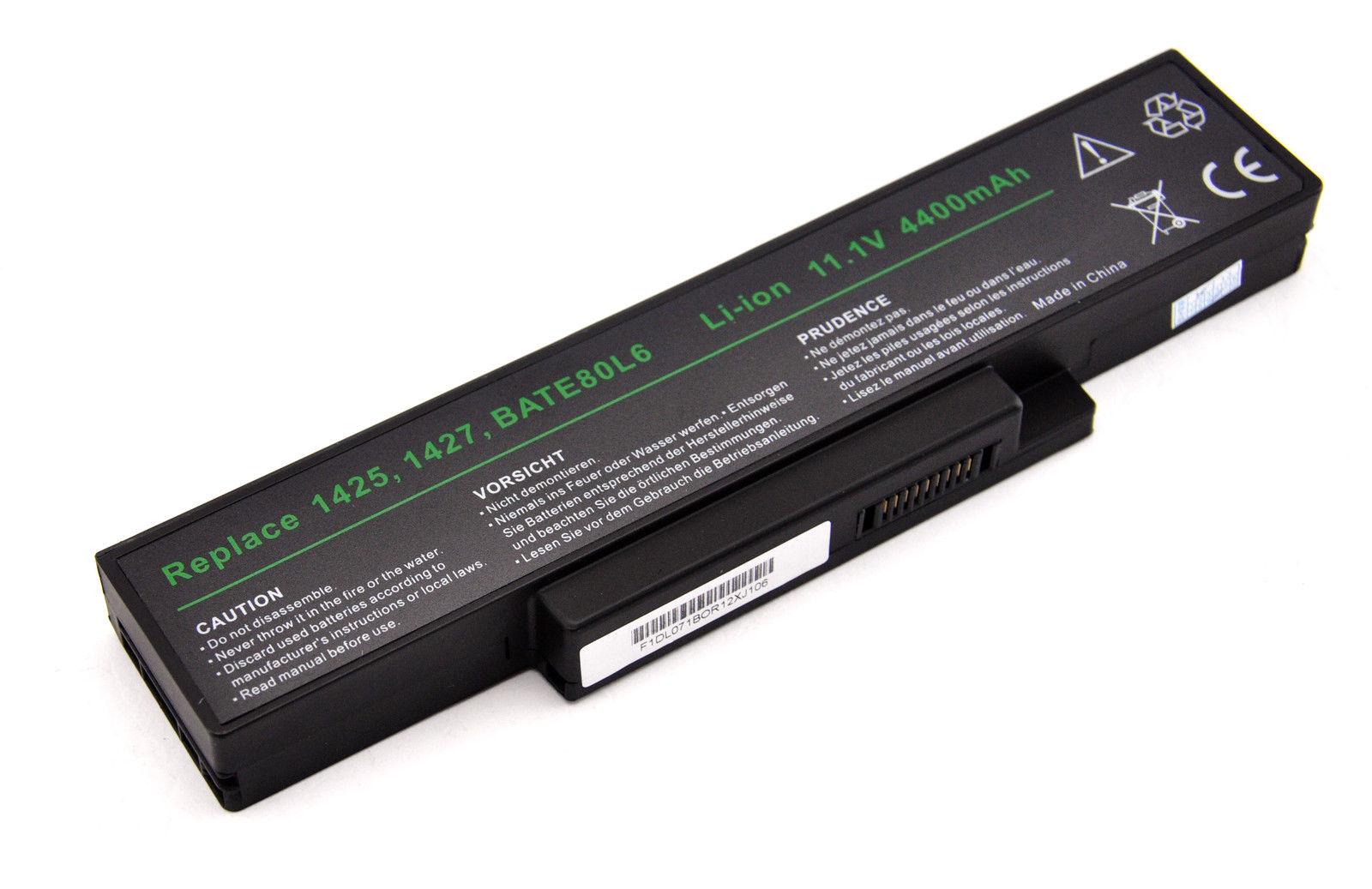 Dell BATFT10L61 11.1V 4400mAh Replacement Laptop Battery