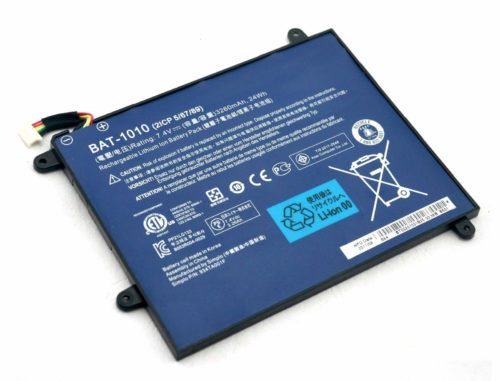 ACER BAT-1010 ICONIA TAB A500 A501 10.1in Tablet Battery