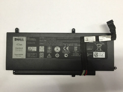 Replacement Dell Inspiron 7547 PXR51 D2VF9 4Cell 43Whr Battery