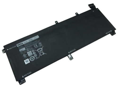 Replacement New Dell XPS 15 9530 Precision M3800 T0TRM 245RR H76MV 61Wh Battery