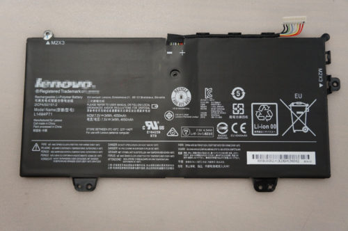 7.6V 34Wh Replacement Lenovo Yoga 3 Pro 11 80J80021US L14L4P71 L14M4P71 Battery