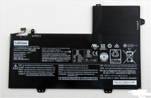 Replacement Lenovo IdeaPad 700S 700S-14ISK L15M6P11 L15C6P11 Battery
