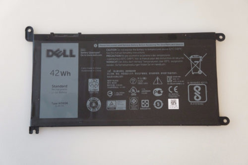 Replacement New Dell Inspiron 7000 7460 7560 WDX0R 42wh Battery
