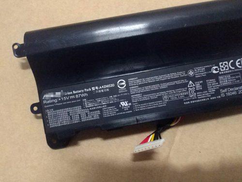 ASUS G752VY GFX72VL6700 GFX72VT6700 A42N1520 Battery