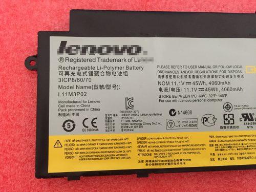 Replacement Lenovo IdeaPad U510 U31 L11L6P01 L11M3P02 Battery