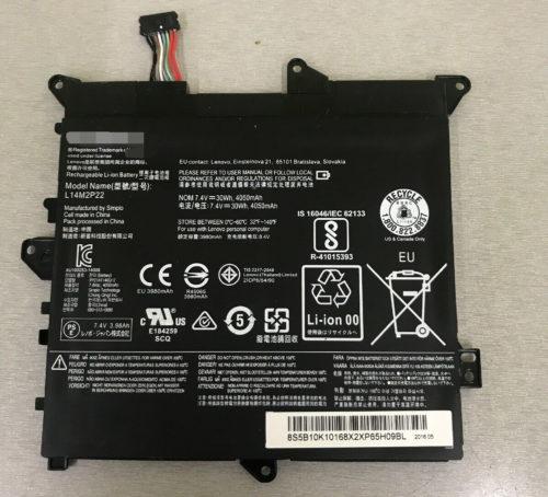 L14M2P22 L14S2P21 30Wh Battery for Lenovo Flex 3-1130