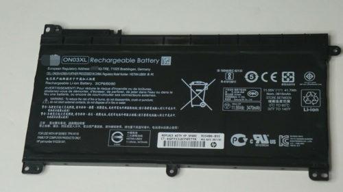 """ON03XL HSTNN-UB6W 915486-855 Battery For HP Pavilion M3-U 13.3"""""""