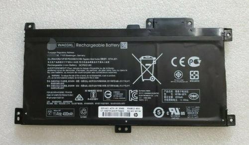 Hp Pavilion x360 14-ba 15-bk 15-br WA03XL HSTNN-UB7H battery