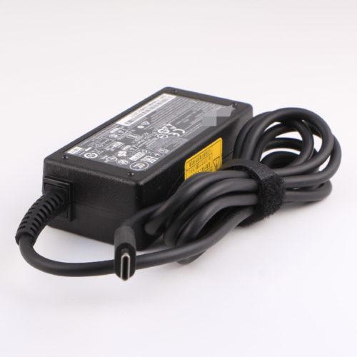 A16-045N1A Acer Spin 7 SP714-51-M4YD 20V 2.25A 45W USB-C/TYPE-C Adapter