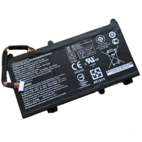HP SG03XL 849314-856 Envy M7-U109DX W2K88UA 11.55V 41.5Wh Battery