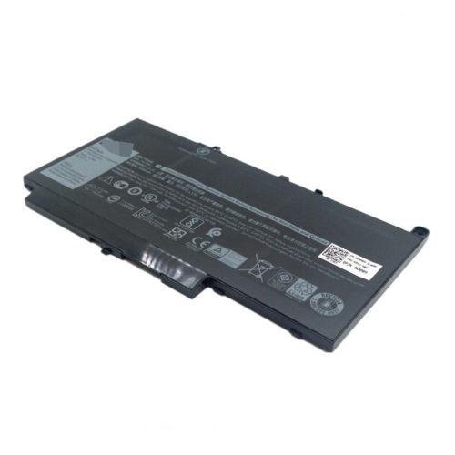 Dell Latitude 12 E7270 E7470 7CJRC 11.4V 42Wh Battery