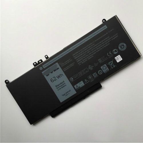 6MT4T Battery For Dell Latitude 12 E5270 Latitude 5270 7.6V 62Wh