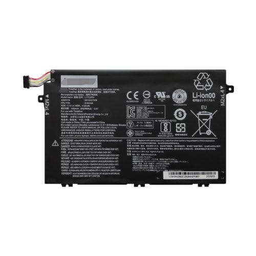 Lenovo ThinkpadE480 E495 R580 01AV448 L17C3P51 L17L3P51 Battery
