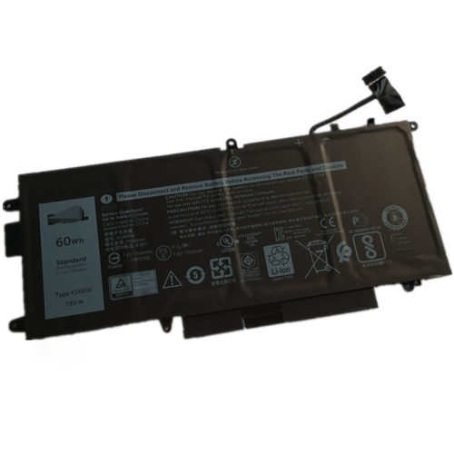 Replacement Dell K5XWW 6CYH6 725KY N18GG Battery