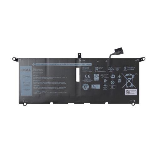 Dell XPS 13 9380 XPS 13-9370 XPS 13 9370 DXGH8 G8VCF Laptop Battery